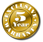 5yearwarrantylogo