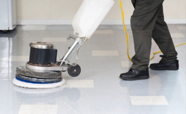 Beautiful Commercial Floor Care