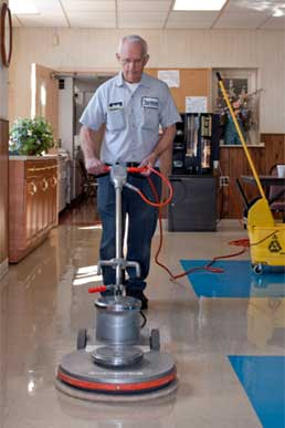 commercial floor care