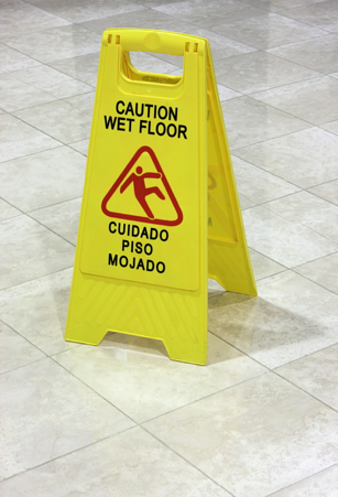 janitorial safety
