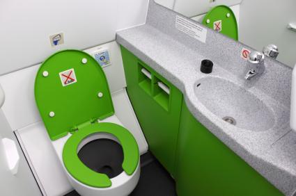 Green-Restroom