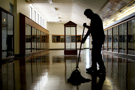 school custodian