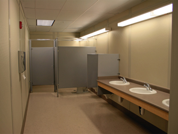 Back to basics in restroom cleaning service for Bathroom cleaning companies
