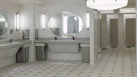 restroom sanitation service