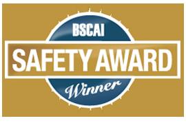 safety award logo