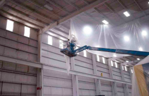 TWB Chooses Stathakis for 300,000 Sq. Ft. Paint Project