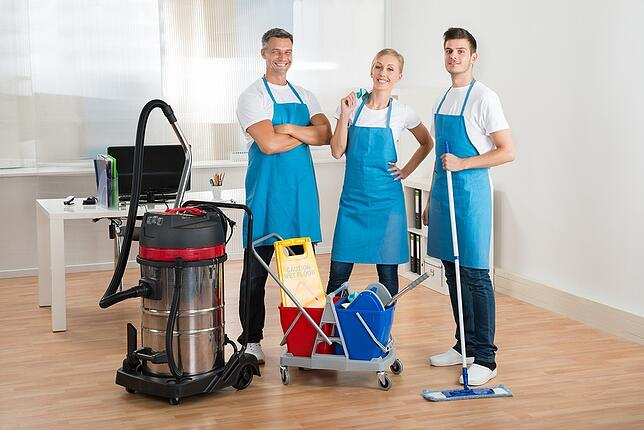 day porter, detroit janitorial services company, day porter program, livonia cleaning company