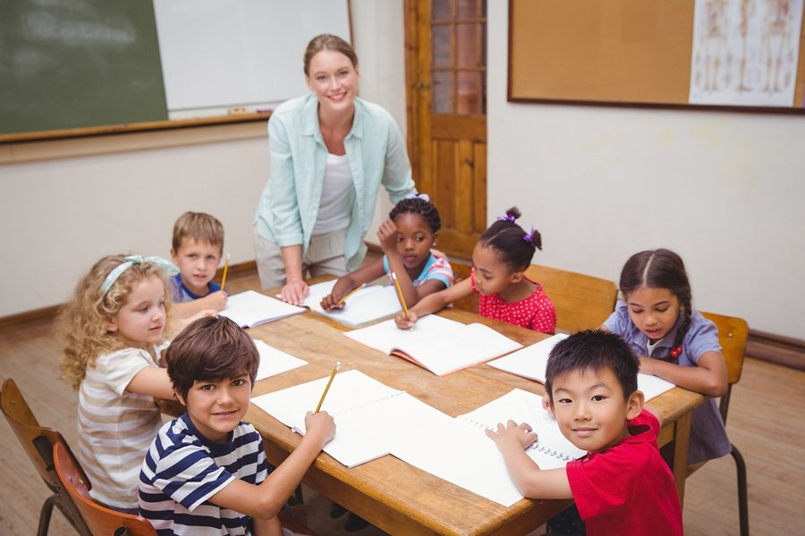 detroit school cleaning services, school janitorial company