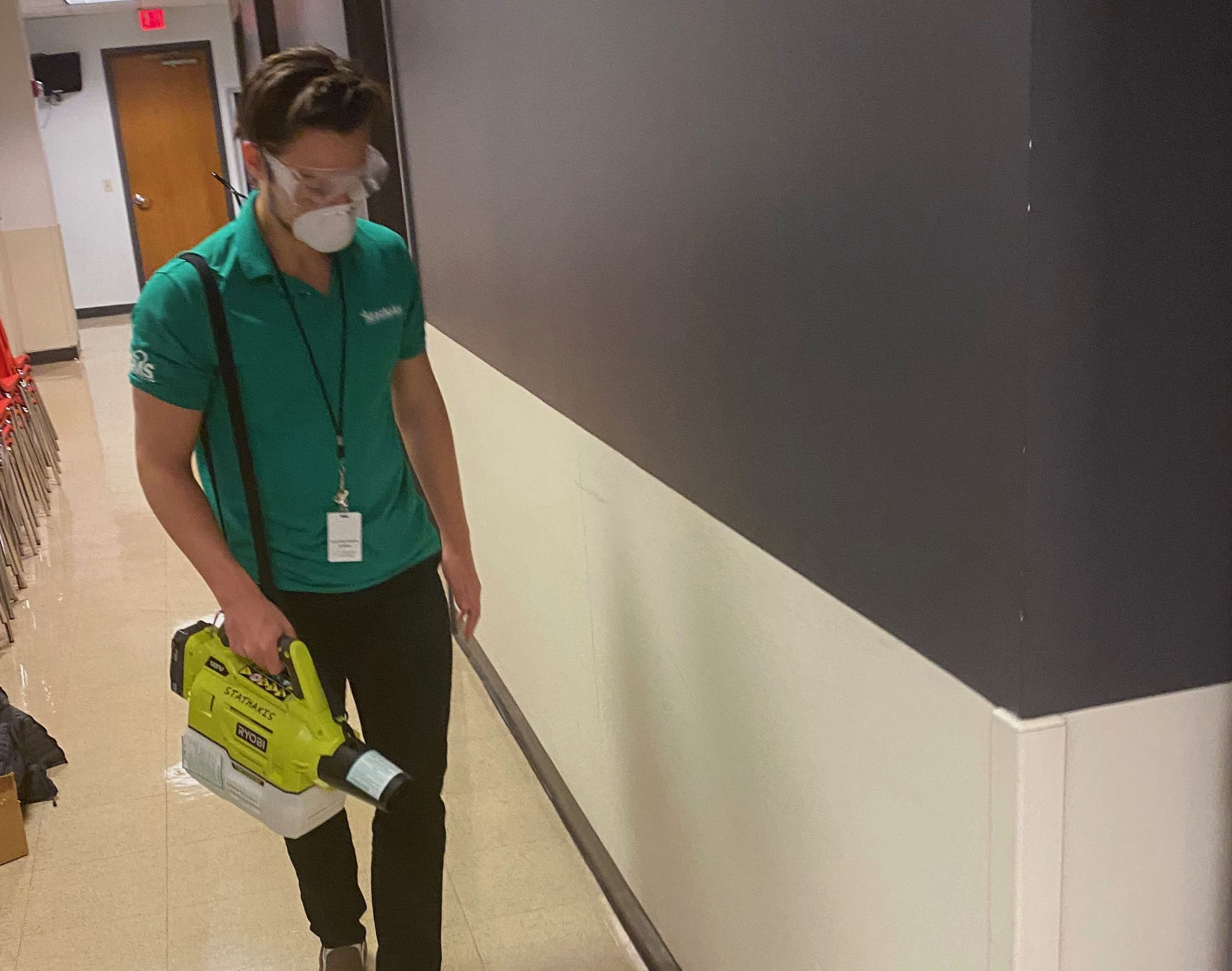 medical disinfecting services