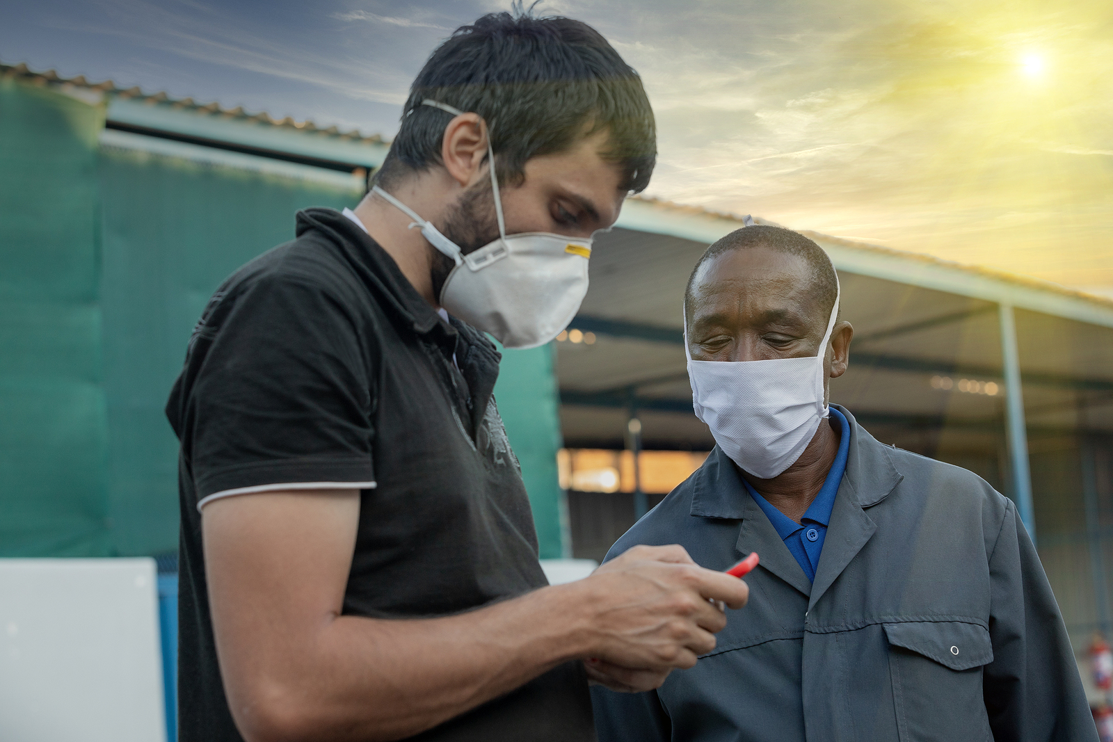 industrial disinfecting services