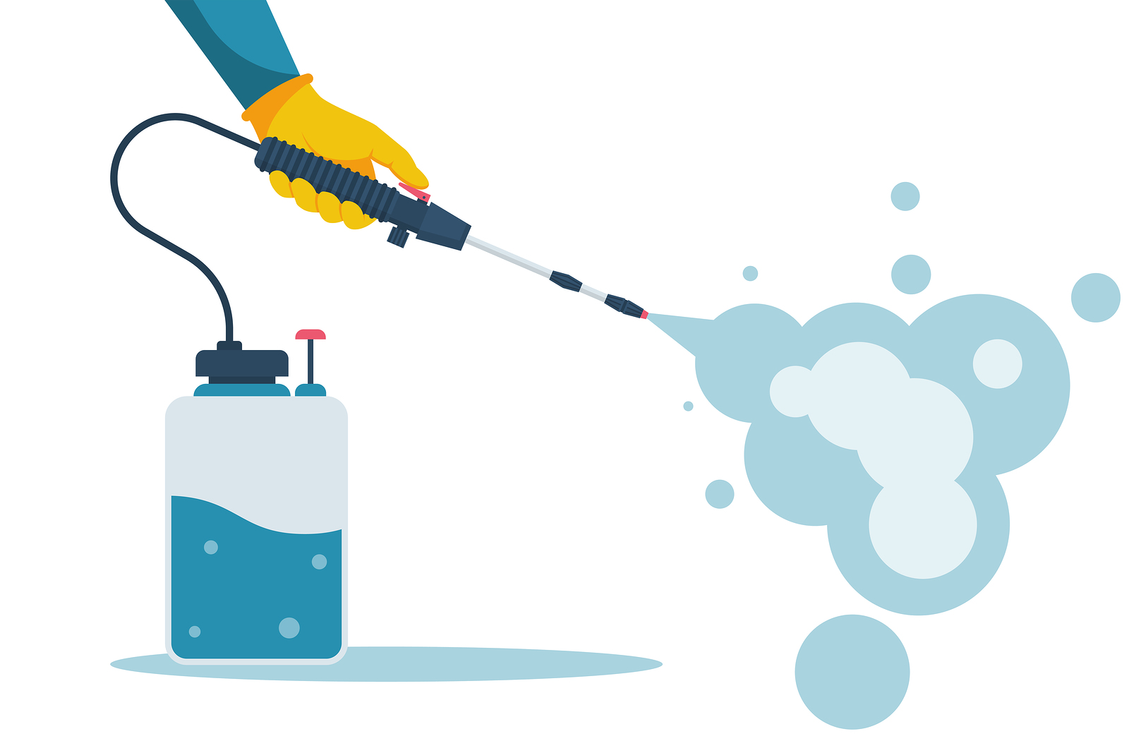 restroom disinfection service