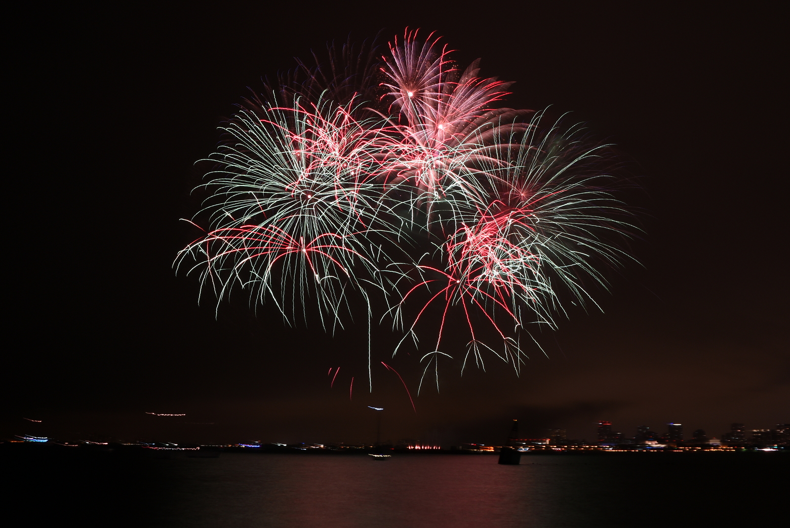 detroit fireworks, stathakis