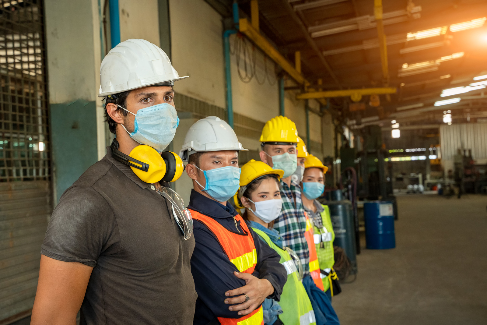 industrial disinfection services detroit